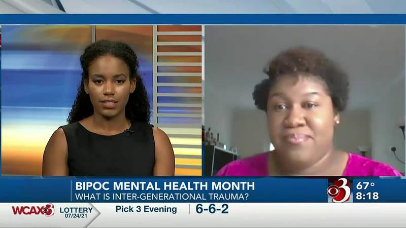 BIPOC Mental Health Month: Intergenerational Trauma