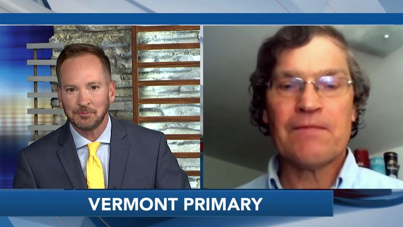 Our Darren Perron speaks with political analyst Matt Dickinson about the Vermont primary.