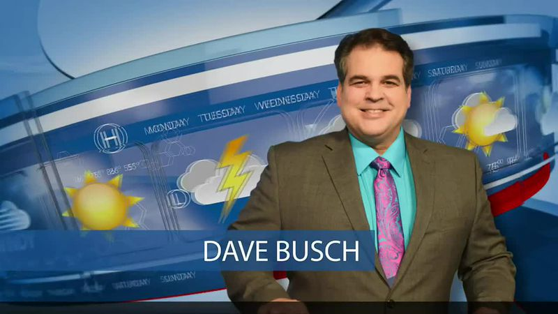 Morning weather webcast