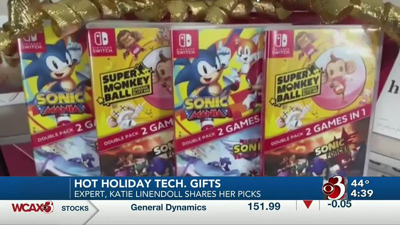 A look at hot holiday tech gifts
