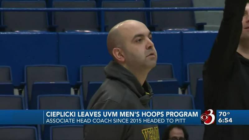 Rice and UVM alumnus had been on staff since 2011