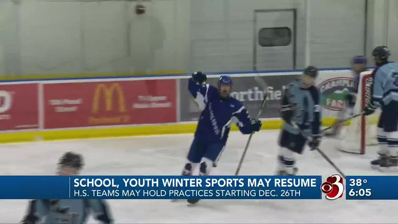 Gov. Scott gives approval for school-based and youth recreational sports to being holding...