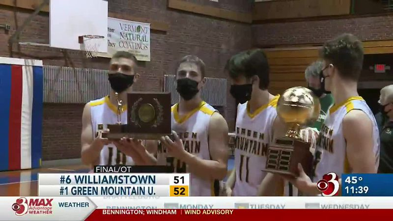 Chieftans edge Williamstown 52-51 in overtime
