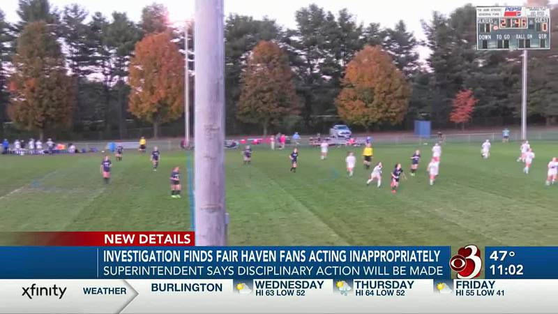 """Investigation finds Fair Haven acted 'inappropriately"""""""