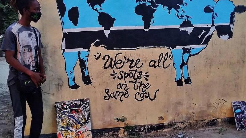 World Cow Movement in Botswana