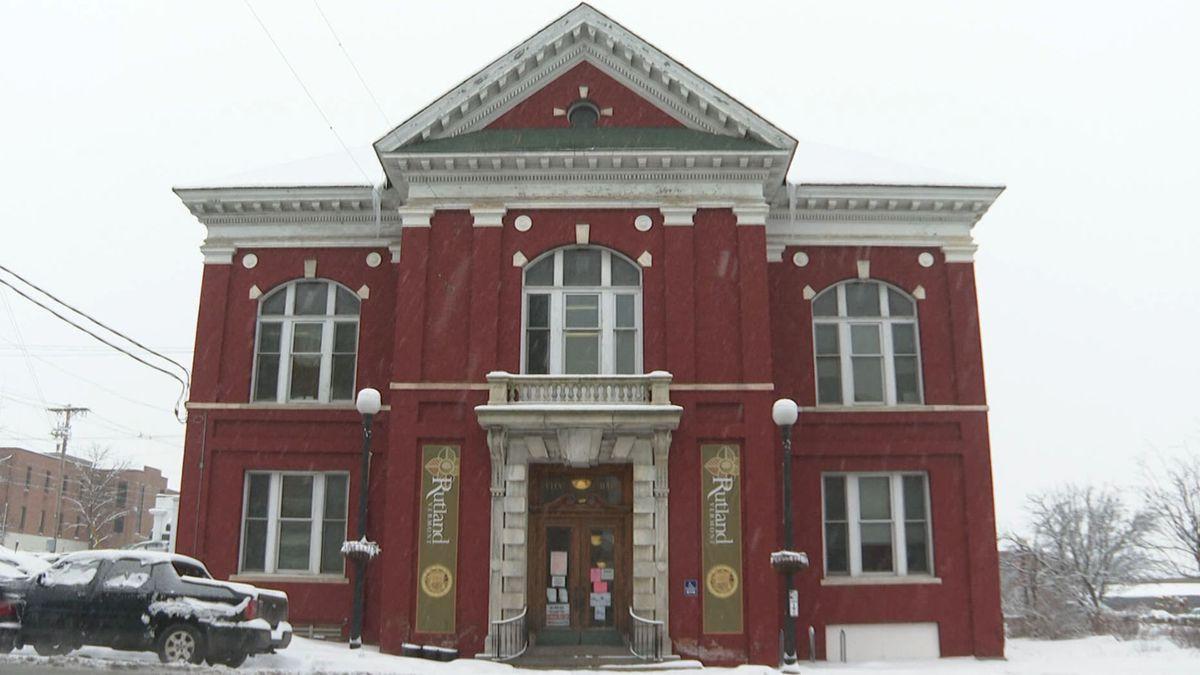 Rutland City Hall