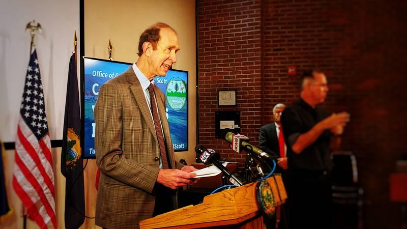 Vt. Health Commissioner Dr. Mark Levine/File