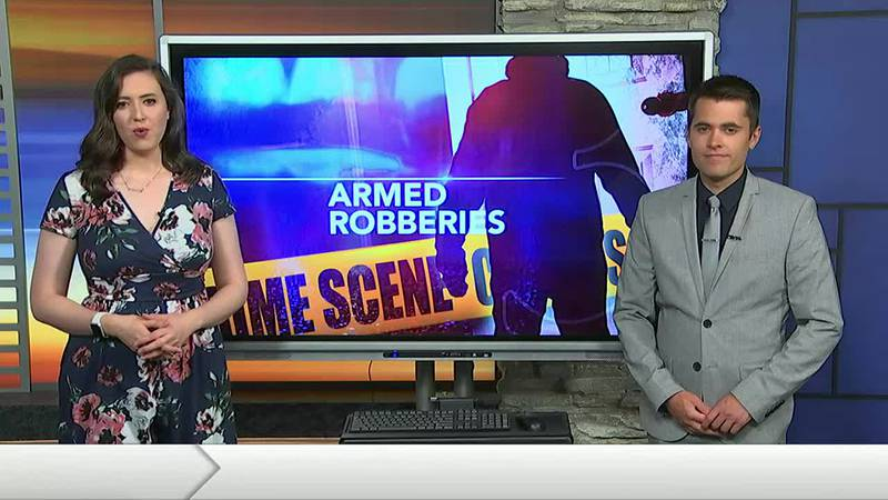Police investigate two similar armed robberies in Rutland County