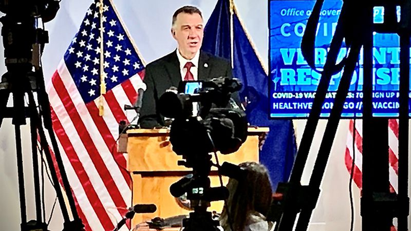 Gov. Phil Scott/File photo