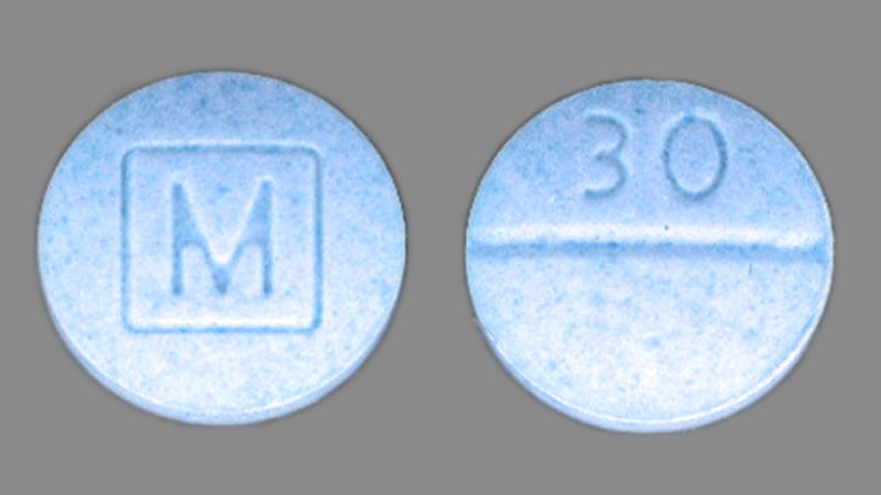 Counterfeit Oxycodone Pills