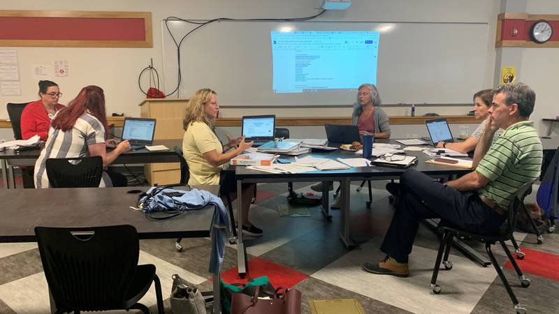 In the Rutland City Public Schools, a committee is working on a curriculum for the upcoming...