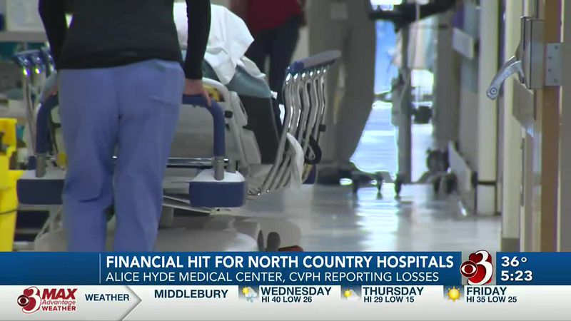 North Country hospitals see financial hit from pandemic