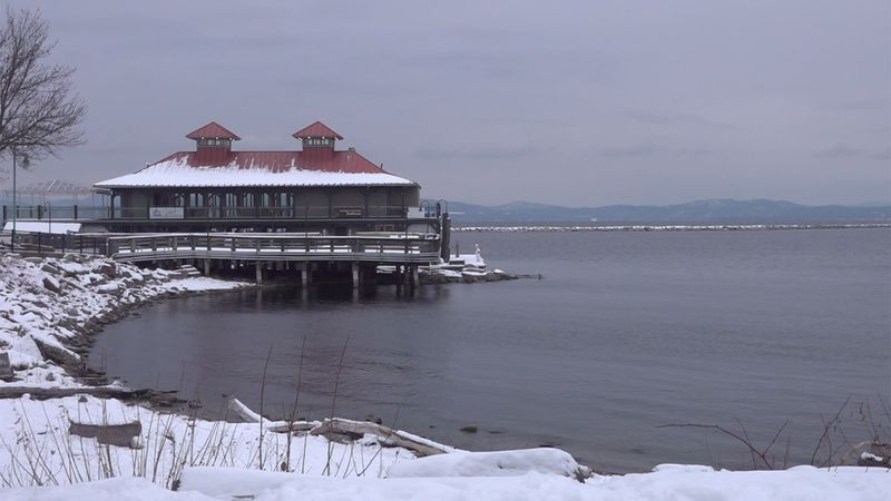 Burlington is experiencing its fifth-warmest winter on record.