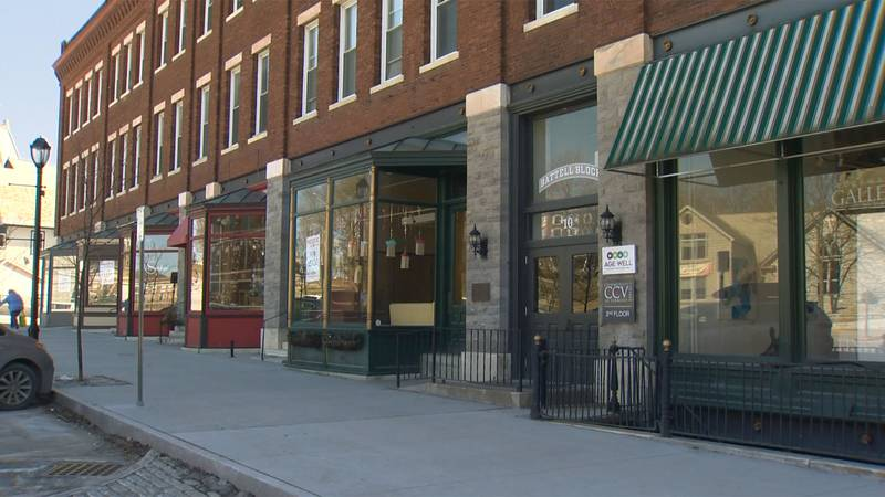 An effort to fill empty storefronts in Middlebury gives out thousands of dollars in grants to...