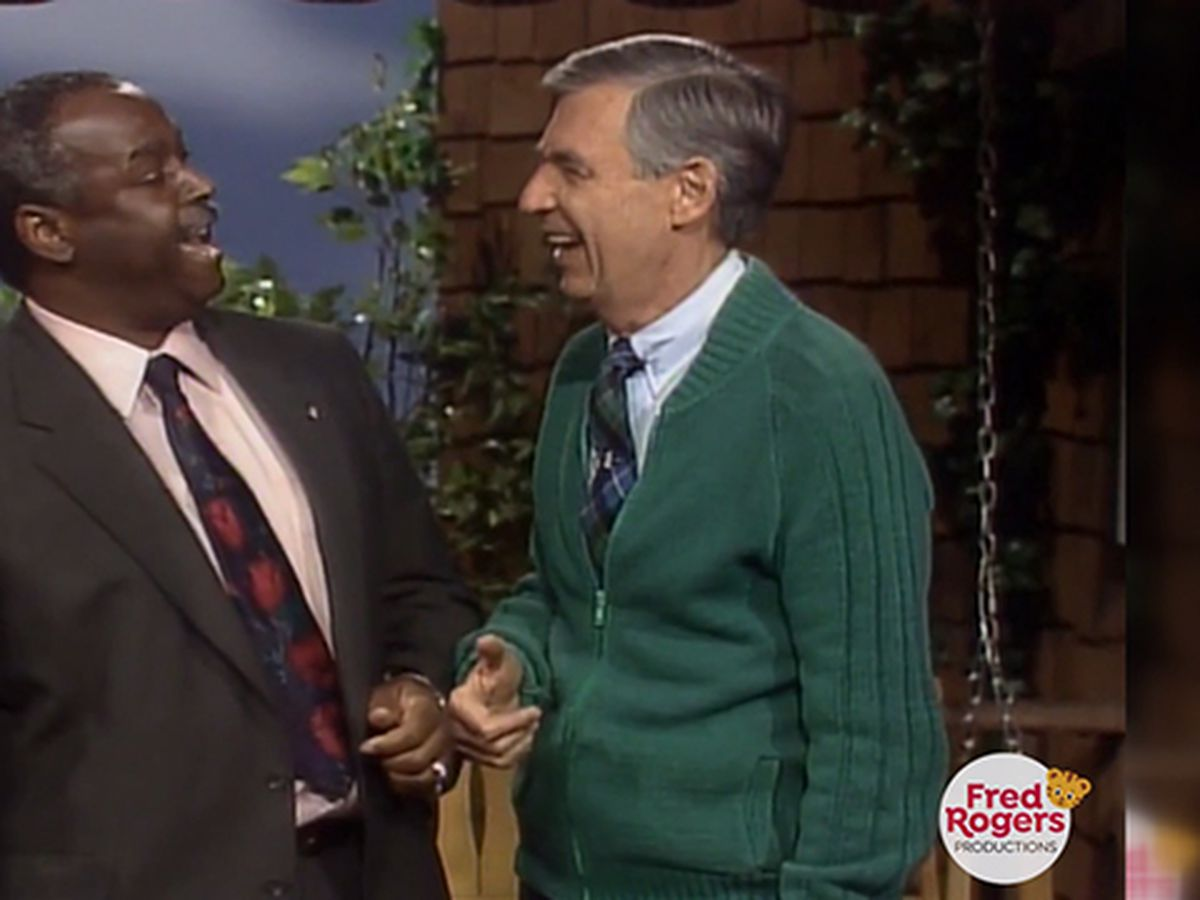 Memories Of Mr Rogers From One Of His Neighbors