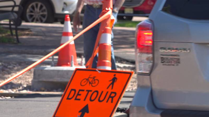 Parts of the Burlington bike path will close for renovations.