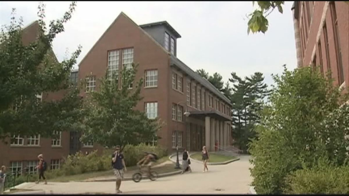 The University of New Hampshire-File photo