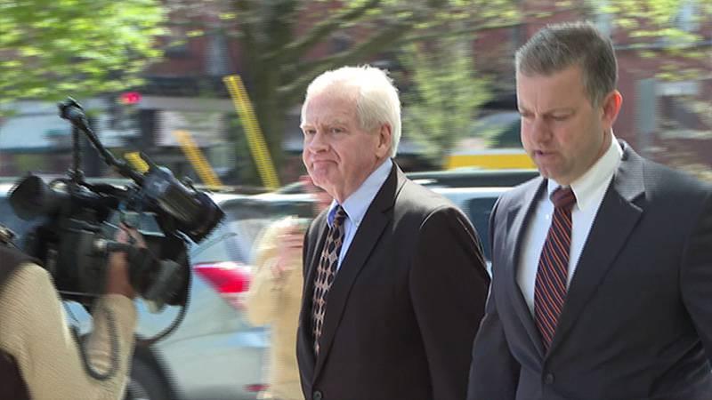 Bill Stenger (left)-File photo