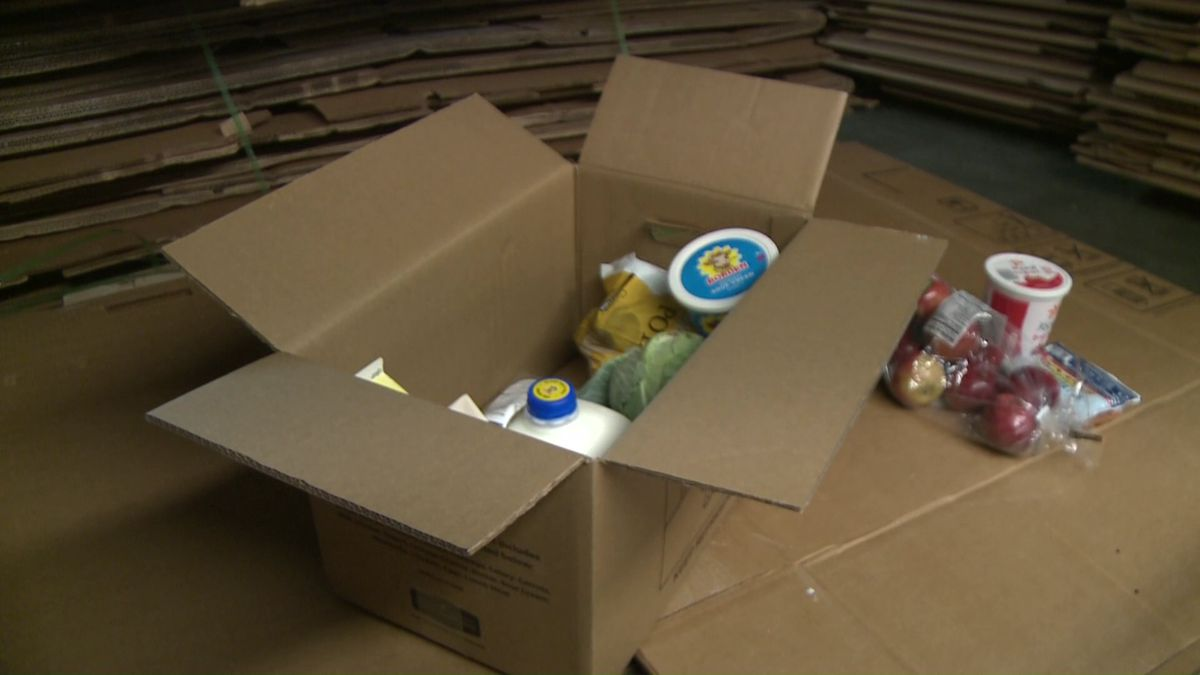 Richford food box giveaway rescheduled to Saturday