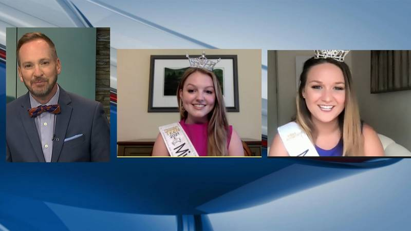 Our Darren Perron spoke with Miss Vermont Outstanding Teen Emma Anderson and Miss Vermont...
