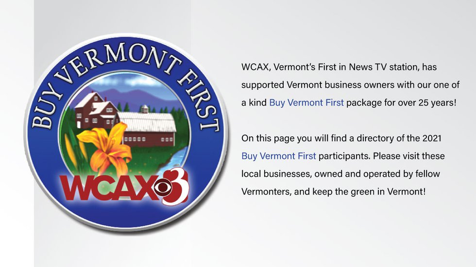 Buy Vermont First 2021