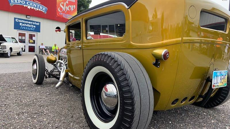 Street rods are taking over the Champlain Valley Expo this weekend for the 27th Annual...