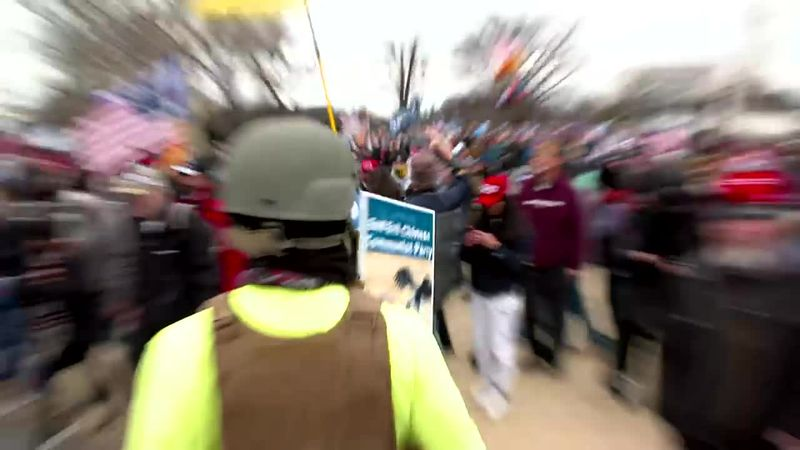 Vermonters continue to react to the mob that descended on the U.S. Capitol Wednesday.
