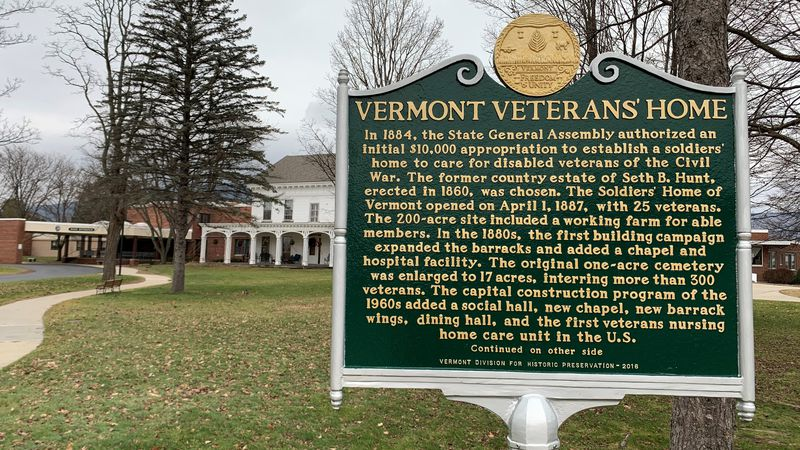 Six staff members at the Vermont Veterans' Home in Bennington have tested positive for...