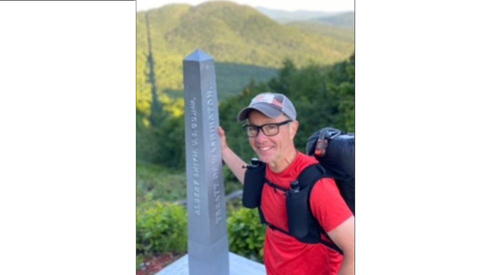 Ultramarathon runner attempts Long Trail record