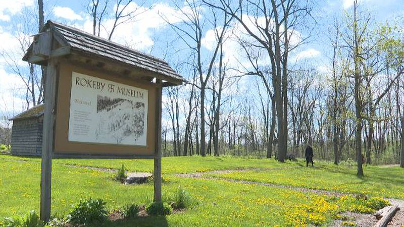 The Rokeby Museum is now open for the season.