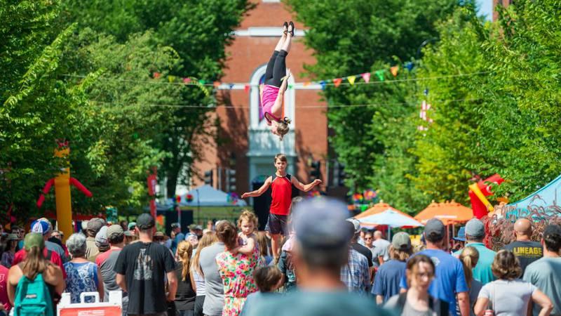 Burlington's Festival of Fools
