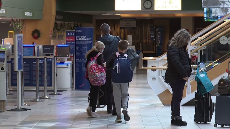 Many schools in Vermont go on break next week. With COVID vaccines and new travel guidelines,...