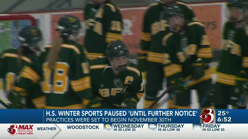 Practices were set to begin Nov. 30th.  Governor Scott says delay in effect 'until further...