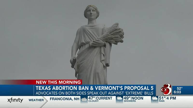 Advocates criticize, support reproductive freedom legislation in Vt. legislature