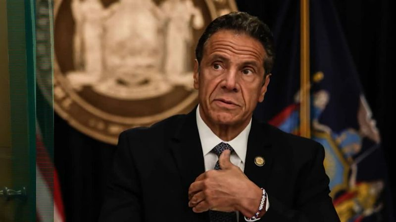 The latest woman to accuse Gov. Andrew Cuomo of sexual harassment attended SUNY Plattsburgh.