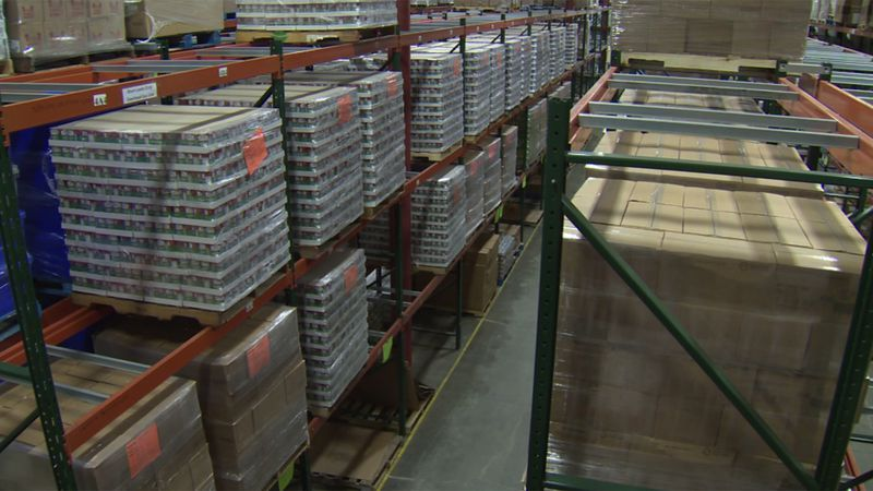 The Vermont Foodbank-File photo