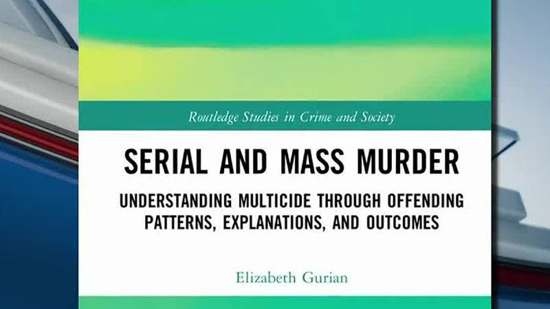 A Norwich University professor's book is reframing the discussion surrounding serial and mass...