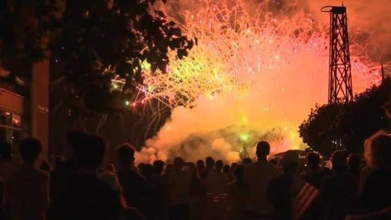 Events like the Independence Day fireworks show are back on in Burlington this summer.