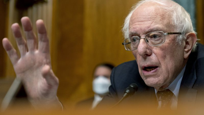 Sen. Bernie Sanders/File