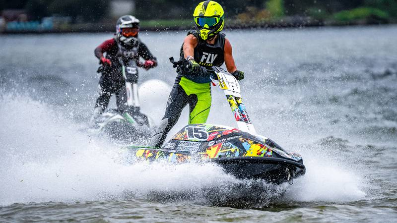 Jet skiing competition returns to Lake Champlain