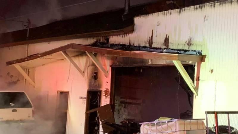 Courtesy: Rutland Fire Department