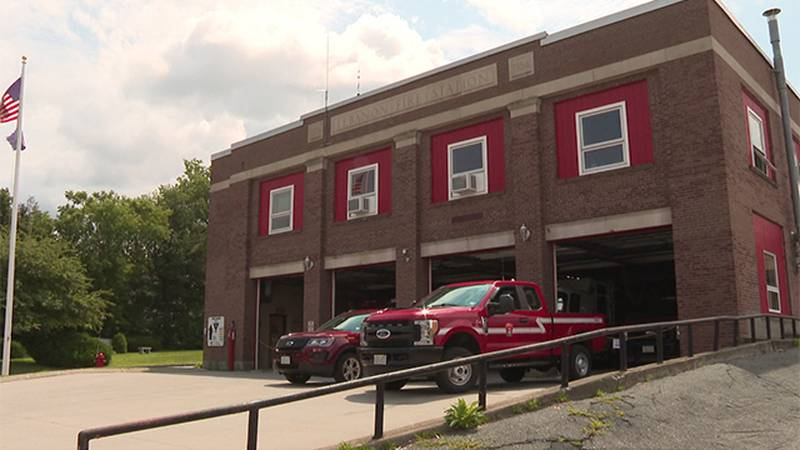 Lebanon Fire Department officials say two firehouses are outdated and need replacement.
