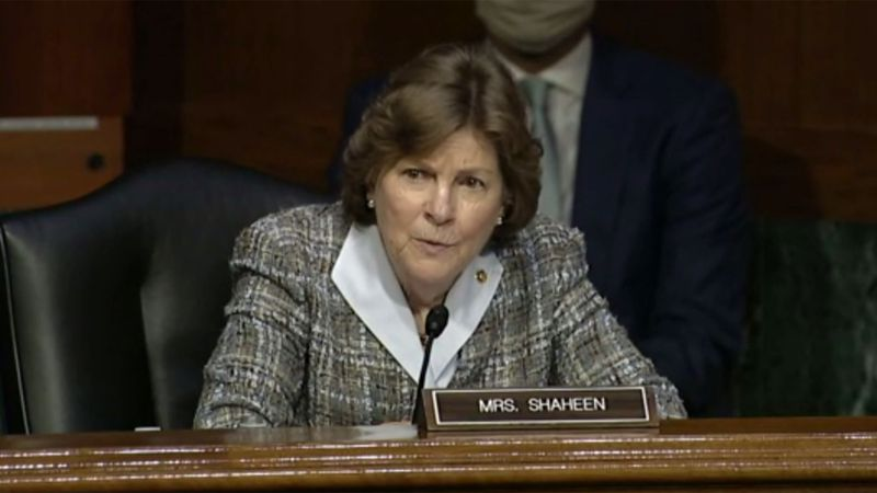 Sen. Jeanne Shaheen-File photo