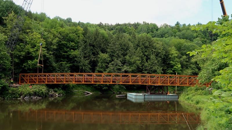 Winooski River Bridge