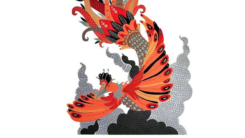 Waterbury Phoenix designed by Jessi Zawicki