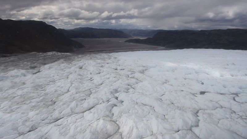 New research from the University of Vermont shows Greenland's ice sheet is melting rapidly....