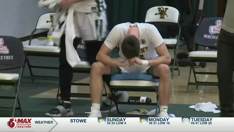 UVM falls behind in second half, eliminated from NCAA Tournament contention with 71-65 defeat