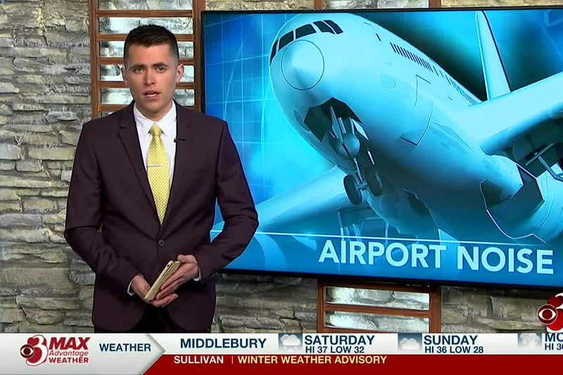 Cities agree to work towards solving Burlington Airport Noise