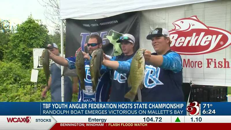 Team from Randolph claims title