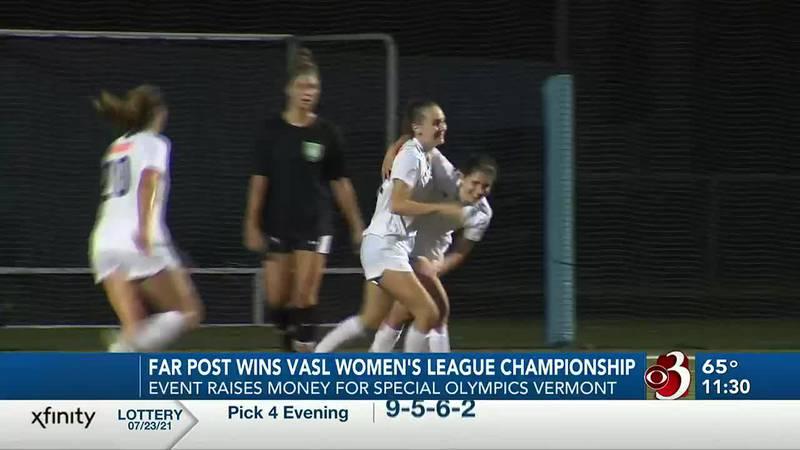 CVU alumna Josie Pecor delivers in 2-1 win over Nordic
